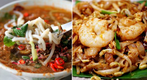 Penang Once Again Tops Charts As World Best Food Destination - World Of Buzz