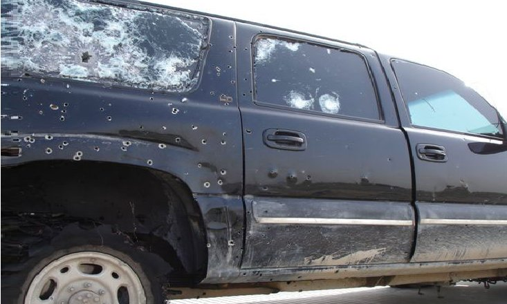Robbers Raids Bulletproof Vehicle, Didn't Know It Was Actually Empty Inside - World Of Buzz