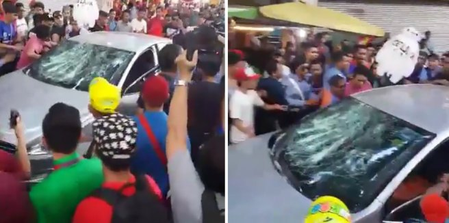 Senior Citizen Attacked By Mob Over A 'Minor Accident' At A Ramadan Bazaar - World Of Buzz 9