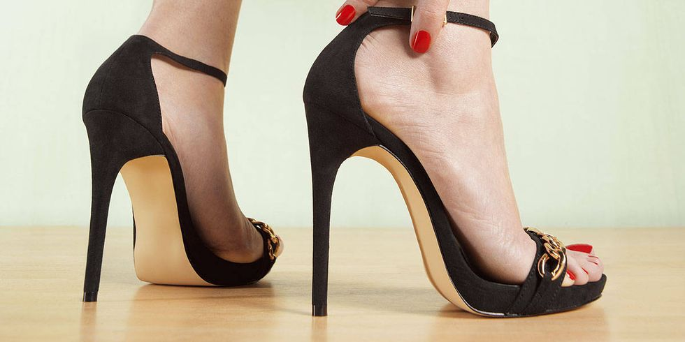 Wearing High Heels Too Often Increases Risk of Cancer Specialists Warn - World Of Buzz