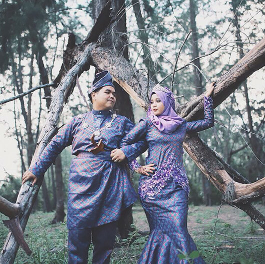 Wedding outfits in different countries in Asia - World Of Buzz 9