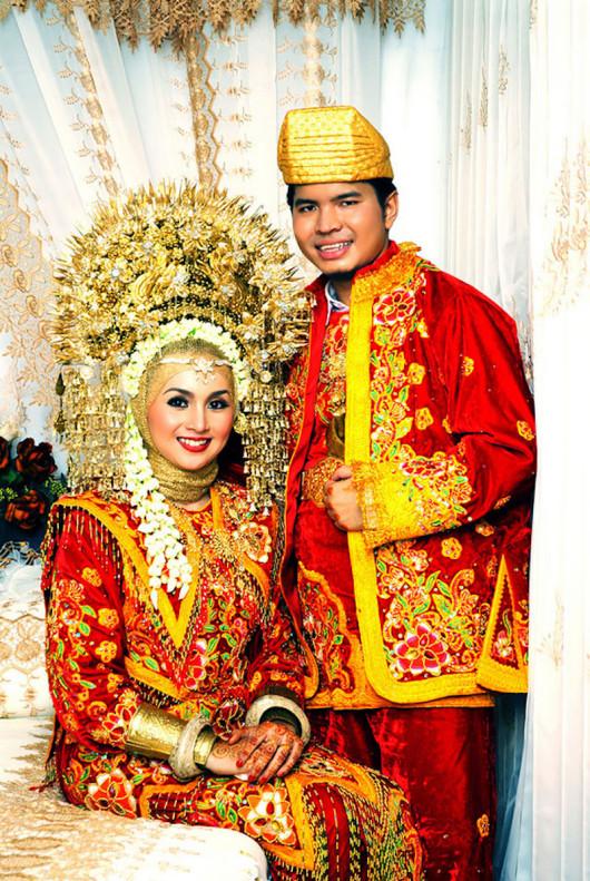 Wedding outfits in different countries in Asia - World Of Buzz 11