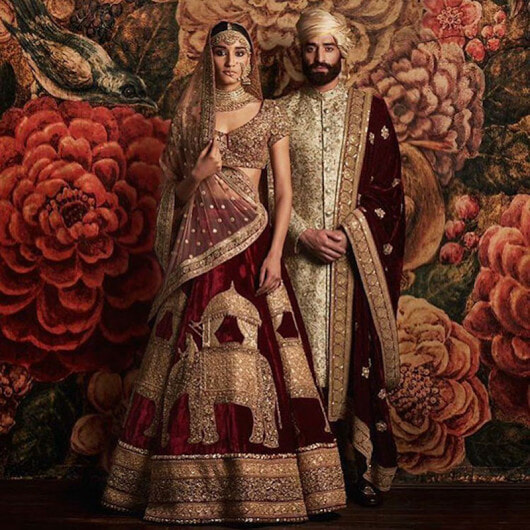 Wedding outfits in different countries in Asia - World Of Buzz 12