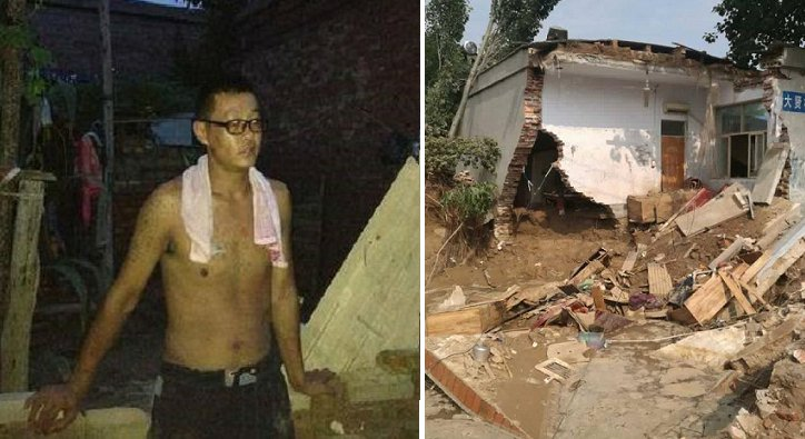 Wife Or Mother? Man Chose to Save His Mother Instead of Wife when Floods Poured, Wife Later Leaves Him - World Of Buzz 5