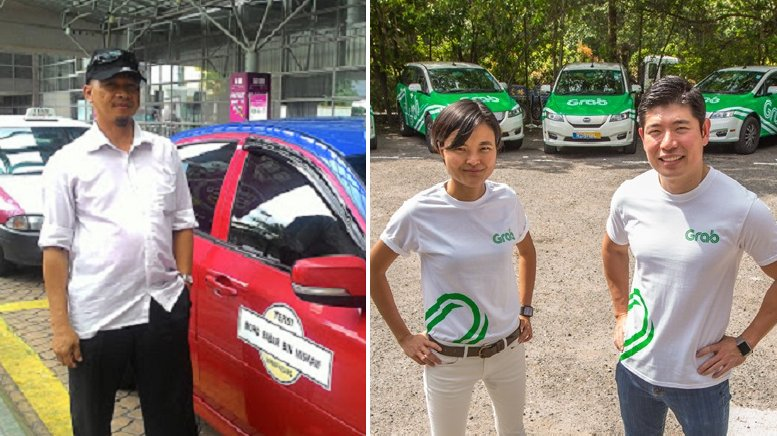 """An Insight of how Grab & Taxi drivers feel about the """"Competition"""" - World Of Buzz"""