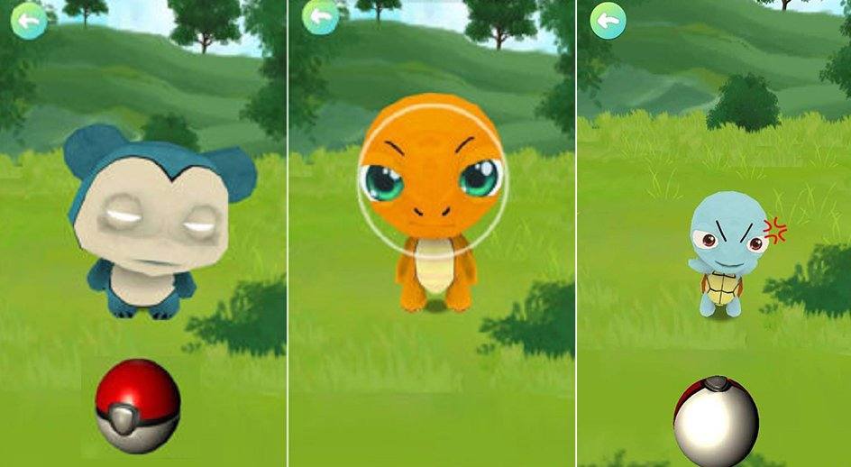 Copycat China Makes Own 'Pokemon Go' and Their Characters are Hilariously Horrendous - World Of Buzz 1