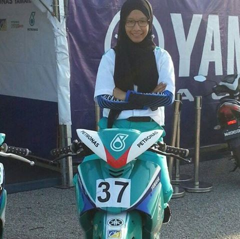 Haters Lashed Out at Female Racer's 'Inappropriate' Gear, Malaysians Unite In Support Of Her - World Of Buzz 2
