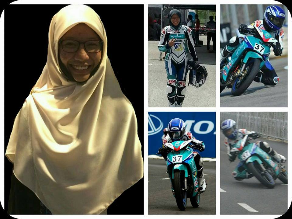 Haters Lashed Out at Female Racer's 'Inappropriate' Gear, Malaysians Unite In Support Of Her - World Of Buzz 3