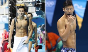 Internet is Going Gaga over Hunky Chinese Swimmer Ning Zetao - World Of Buzz 1