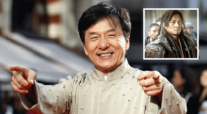 Jackie Chan Is Named The Second Highest-Paid Actor In The World! - World Of Buzz