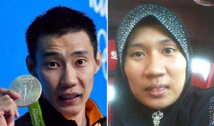 Malaysian Woman Bears An Uncanny Resemblance To Lee Chong Wei And Now Everyone Wants To Be Friends With Her on Facebook! - World Of Buzz 4