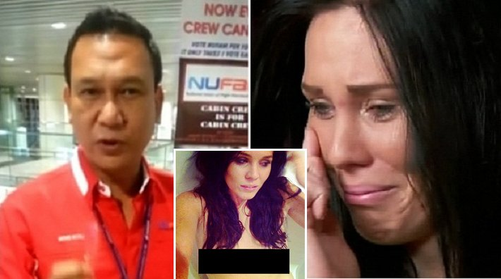 MAS Chief Steward Sued RM16,000 For Sexual Assault On Australian Passenger On MAS Flight From KL to Paris - World Of Buzz 5
