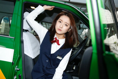 Model Cabbie becomes Japan's finest - World Of Buzz 3