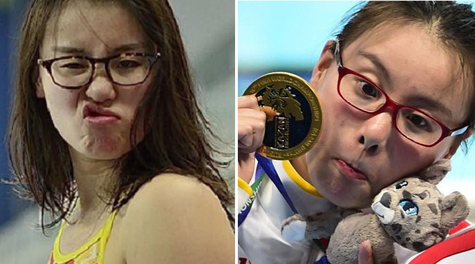 Most Adorable Olympian Fu Yuanhui Wins Hearts when she talks about Boys - World Of Buzz 13