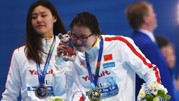 Most Adorable Olympian Fu Yuanhui Wins Hearts when she talks about Boys - World Of Buzz 7