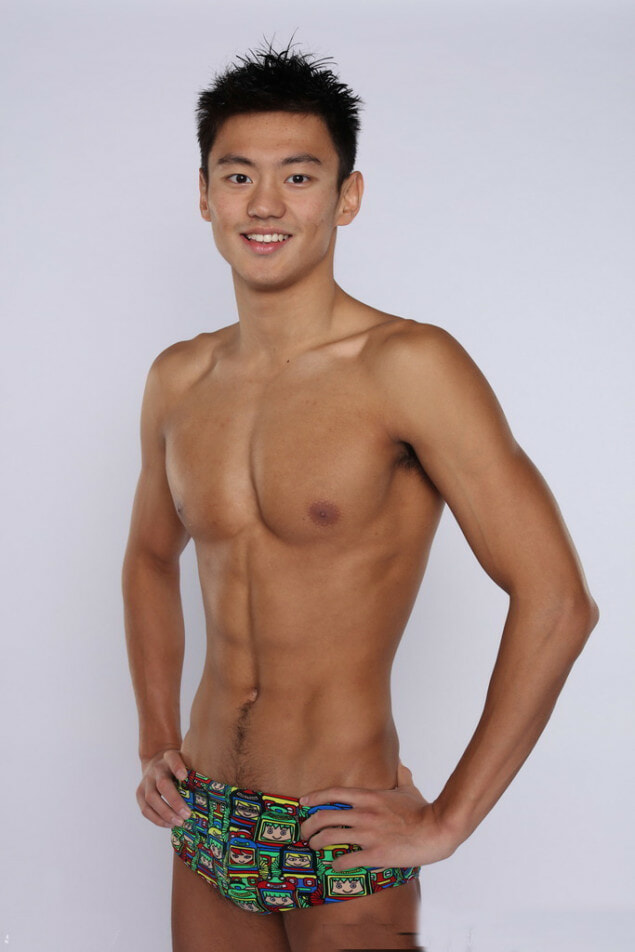 Ning Zetao is hot HOT in cold waters - World Of Buzz 13