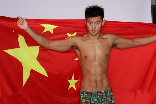Ning Zetao is hot HOT in cold waters - World Of Buzz 15