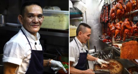 Owner Of World's First Michelin-Starred Hawker Stall Is Actually Malaysian, Here's His Story - World Of Buzz