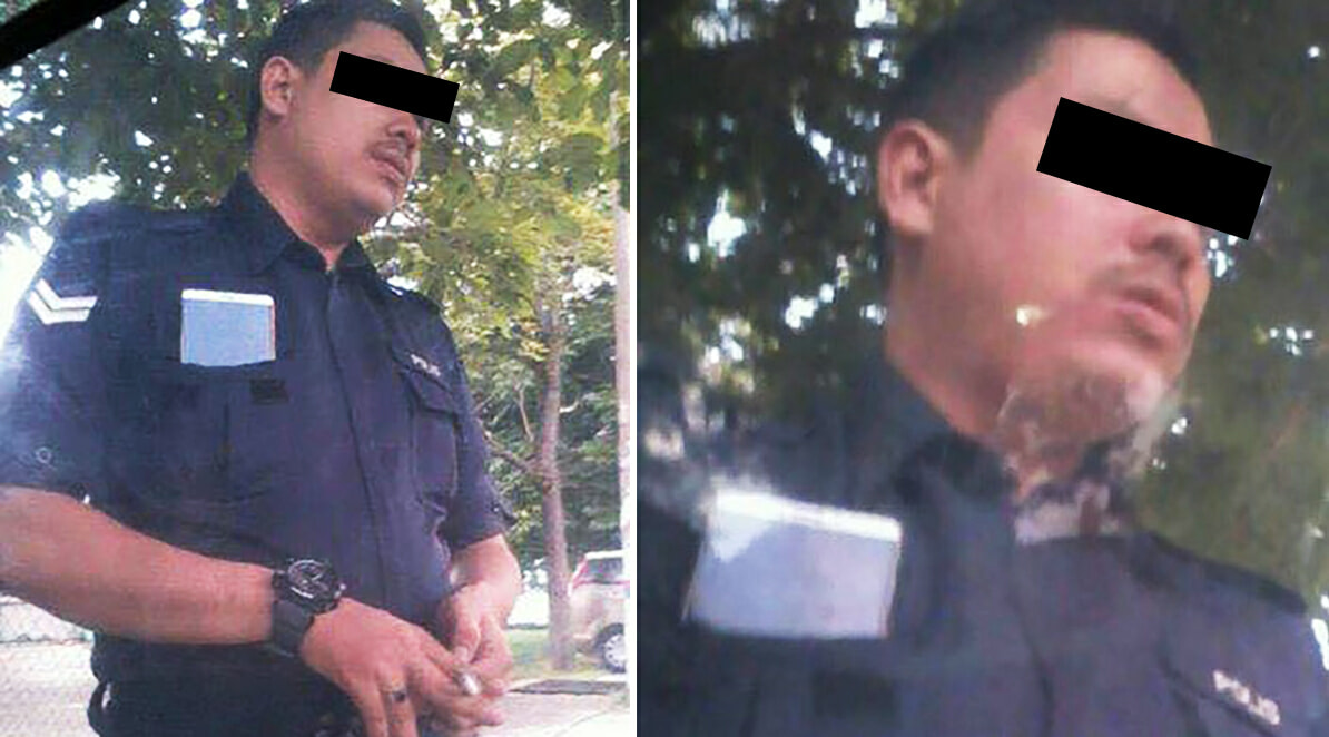 """Police Confiscates Rm10,000 During """"drug Inspection"""" - World Of Buzz 9"""