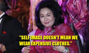 "Rosmah Deliver's Her 101 Tips on How To Ace First Impressions, Doesn't Have To Come With A Hefty Price Tag, Just ""Wear something that suits the event – neat, stylish, and proper"" - World Of Buzz"