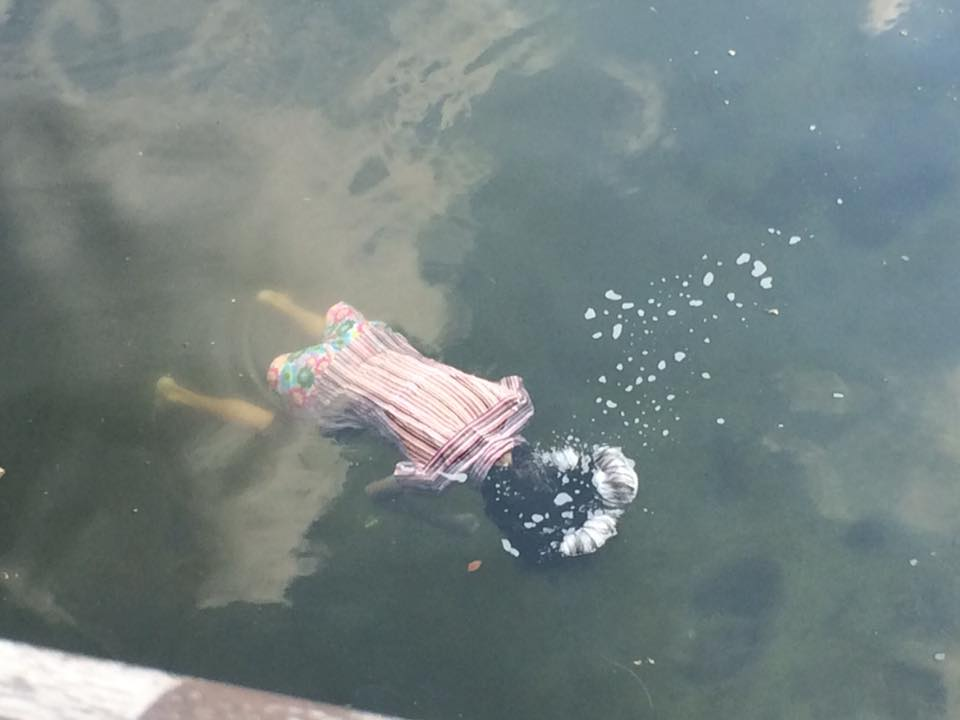 Singapore Pokemon Go trainer finds floating corpse whilst in search of mythical monsters - World Of Buzz 1