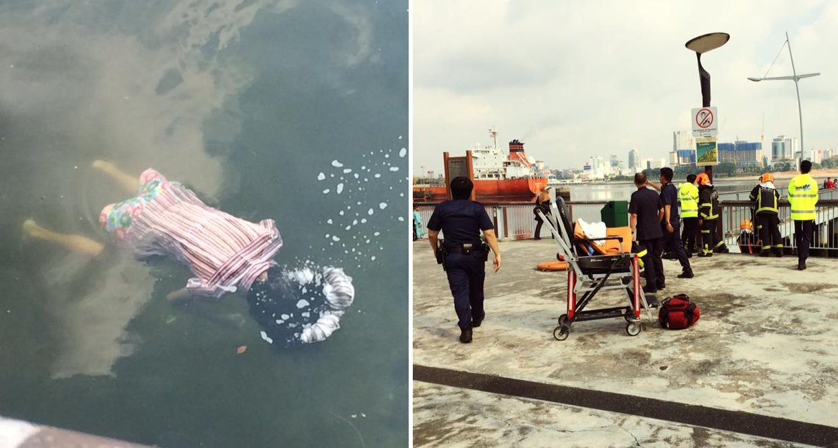 Singapore Pokemon Go trainer finds floating corpse whilst in search of mythical monsters - World Of Buzz 7