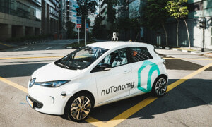 Singapore to Launch the first Self-Driving Taxi in the World - World Of Buzz 6