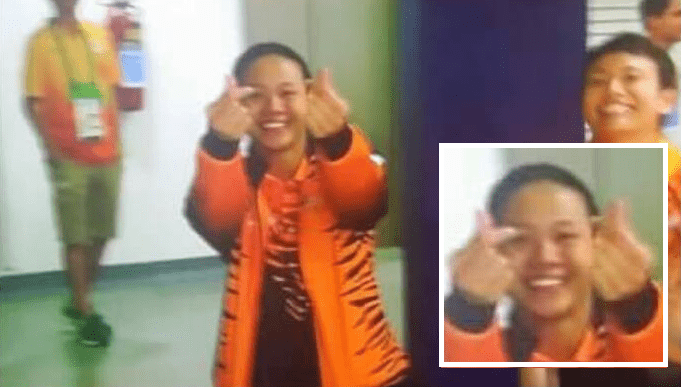 Some Malaysians Were Angry Over Malaysian Olympic Diver for Displaying 'Money' Hand Gesture - World Of Buzz 3