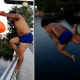 Teenage Olympic Diver Wannabe Takes A Newbie Dive Off A Bridge, Lands Straight Into Hospital - World Of Buzz