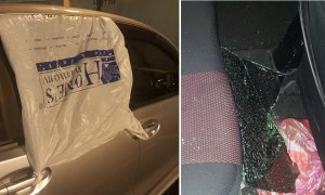 Thief Smashed Myvi Window Just to Steal Laundry, Left Smart Tag and Ipad Behind - World Of Buzz 6