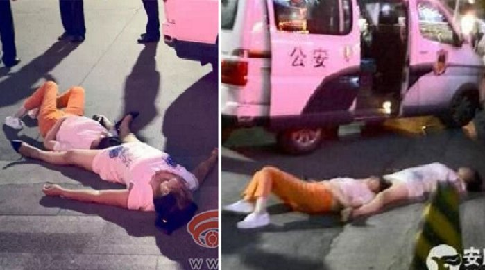 Two Women Knocked Unconscious Foaming At The Mouth After Raging At Each Other For 8 Hours Straight - World Of Buzz