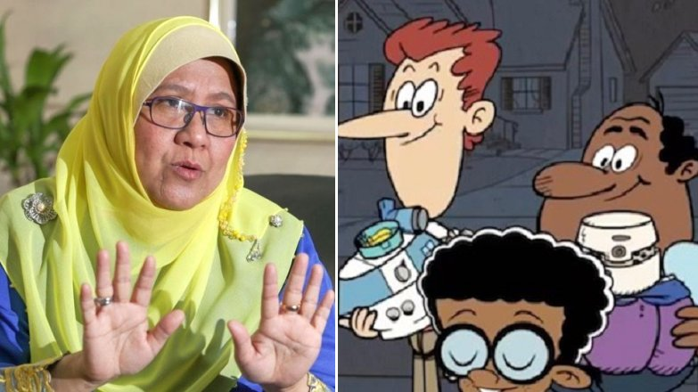 "UKM Lecturer Wants Children's TV Show Featuring LGBTQ Couple Banned, Claims Will ""Turn Into A Cancer"" And Damage Children - World Of Buzz 4"