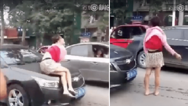 You Would Not Believe How Bad This Scam 'Victim' Tries to Fake Her Accidents - World Of Buzz