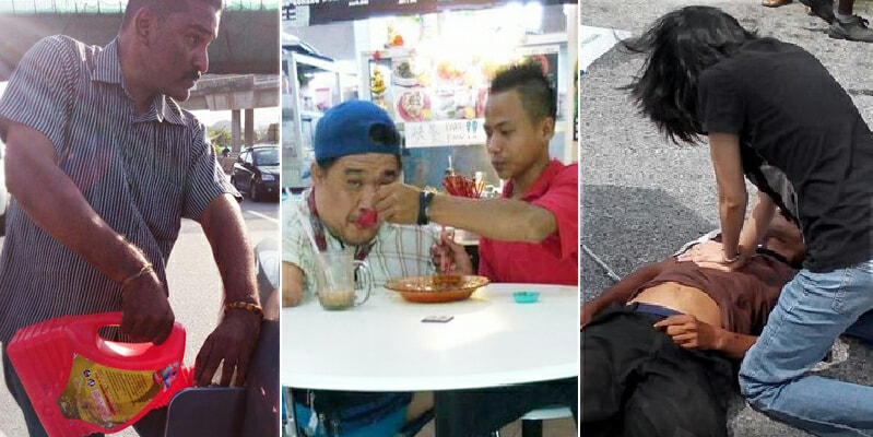 6 Courageous Everyday Malaysians That Will Restore Your Faith Back in Humanity - World Of Buzz 7