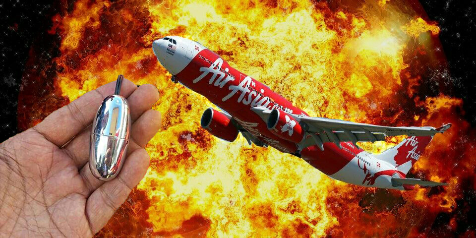 AirAsia Flight Delayed Because Workers Thought There Was A Bomb, But The Real Reason Will Make You LOL - World Of Buzz 2