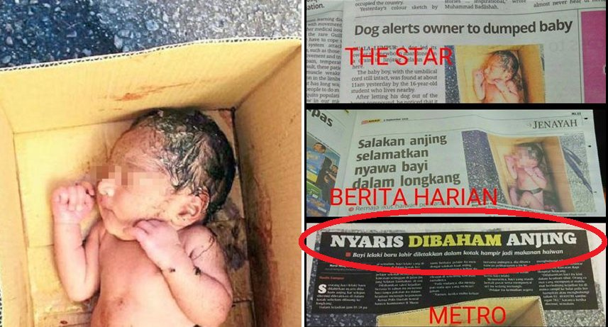 Comparison Of Three Local Newspapers Covering The Same Story Shocks Malaysians - World Of Buzz