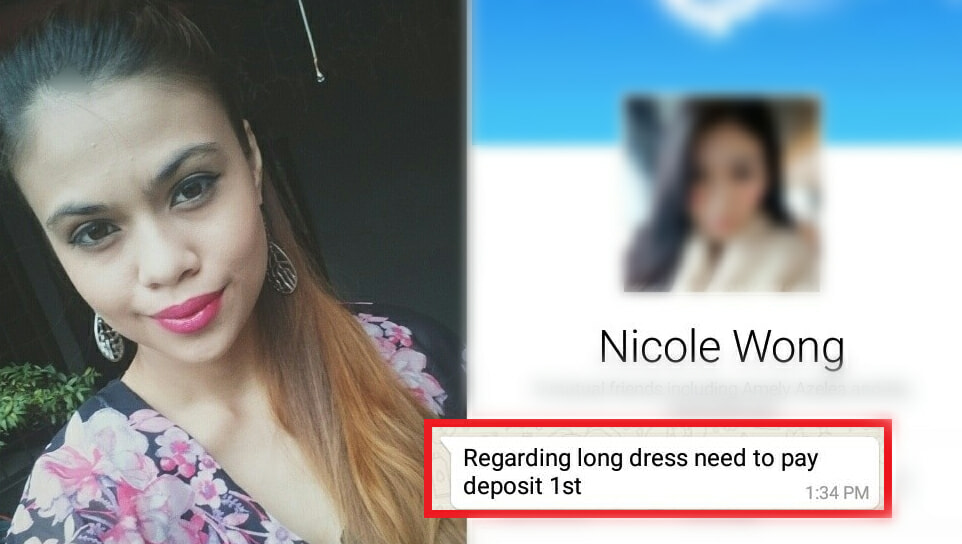 Convincing Scammer Cheats Freelance Model About Fake 'Samsung Note7 Event' Job at KLCC - World Of Buzz