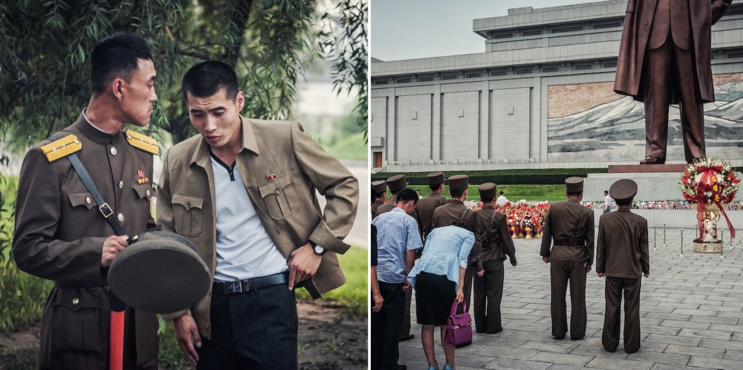 Daring Man Takes Illegal Photos of North Korea, Shares It For The World To See - World Of Buzz 2