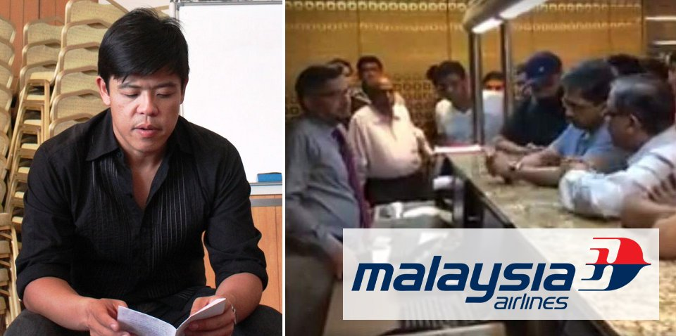 Furious Man Tells His Nightmare Experience On Malaysia Airlines - World Of Buzz 1