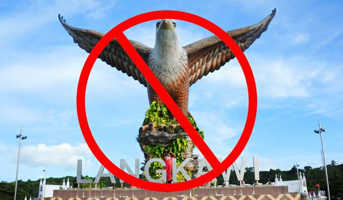 Langkawi's Iconic Eagle Statue Is Being Labelled As 'Haram' - World Of Buzz