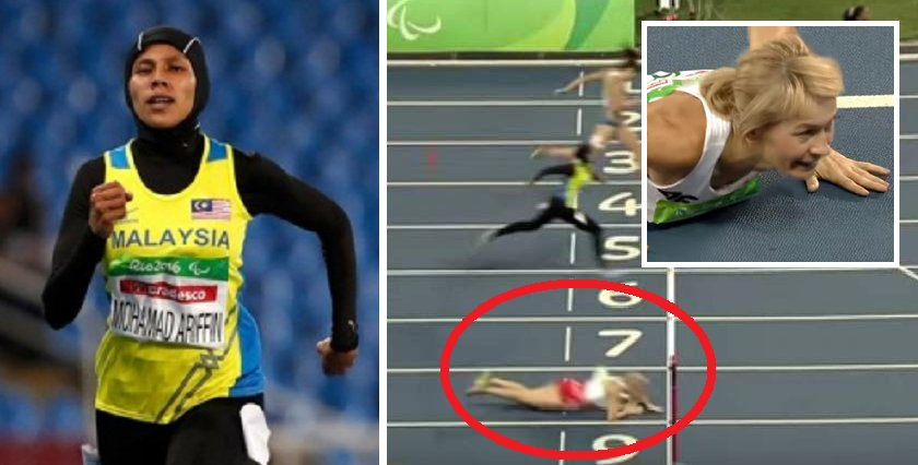 Malaysian Paralympian Loses Bronze Due To Poland's Dirty Trick - World Of Buzz 3