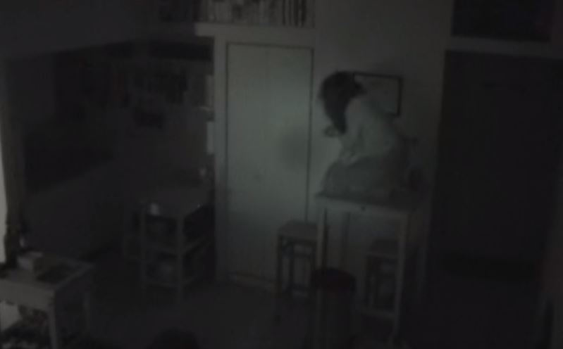 "Man Caught An ""Unwanted Guest"" Living In His Home In This Creepy Video - World Of Buzz 6"