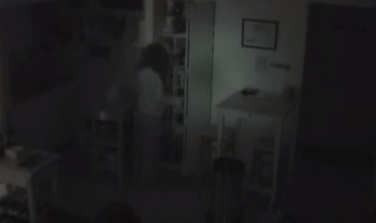 "Man Caught An ""Unwanted Guest"" Living In His Home In This Creepy Video - World Of Buzz 8"