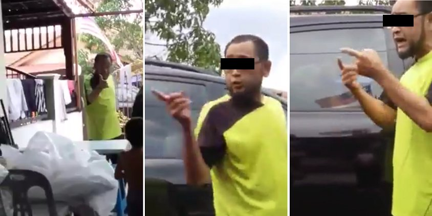 Man furious over 4-year old boy who threw mango buds at his car - World Of Buzz 5