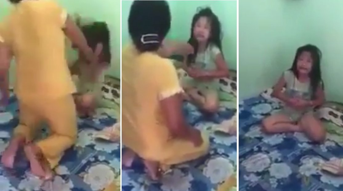 Mother Beats Up Daughter In The Name of Discipline - World Of Buzz