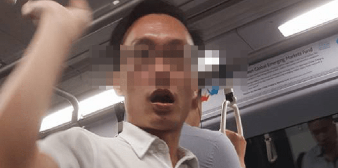 """""""Ridiculous Prick"""" Demands Proof When Pregnant Women Tries To Sit On An Empty Reserved MRT Seat - World Of Buzz 1"""