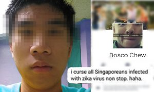 "Rude Malaysian With Singapore PR Status ""Curse All Singaporeans to be Infected by Zika Virus"" - World Of Buzz 1"