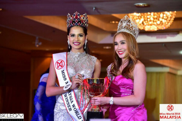 She Was Told She Wasn't Beautiful In School, But Now She's Miss Malaysia 2016 - World Of Buzz