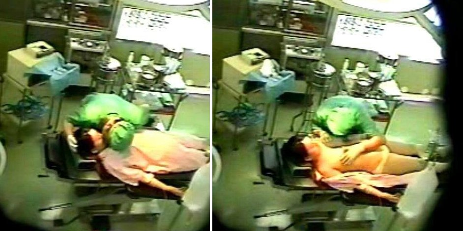 Shocking Hidden Camera Footage Captures Doctor Raping Unconscious Patient - World Of Buzz