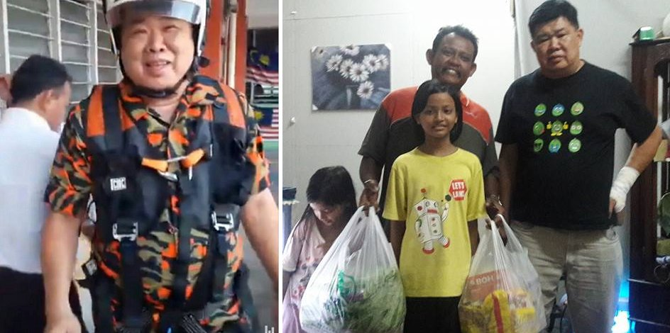 This Malaysian Isn't Rich But His Big Heart Is Something EVERY Malaysian Should Have - World Of Buzz 1